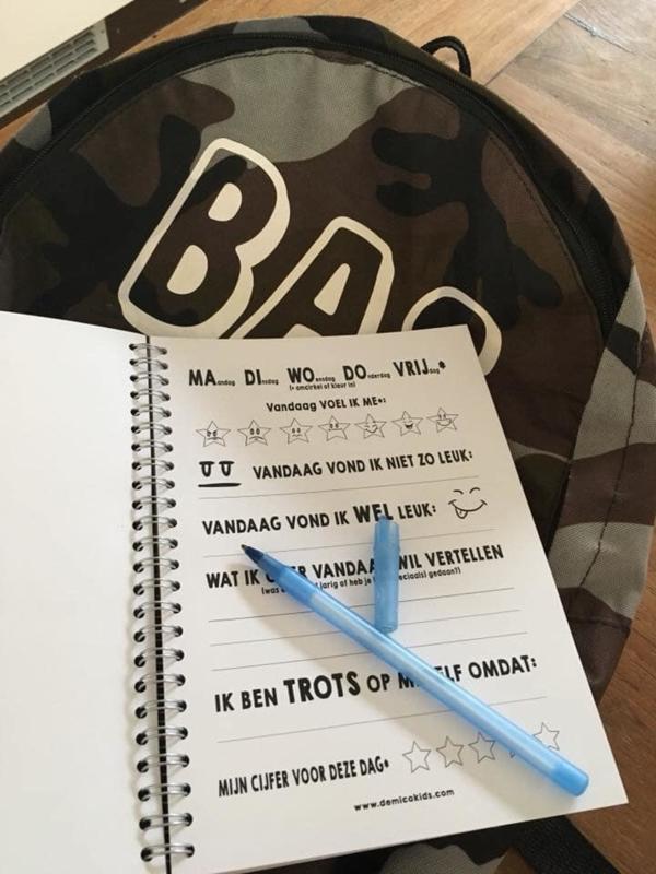 Mijn (school)dagboek