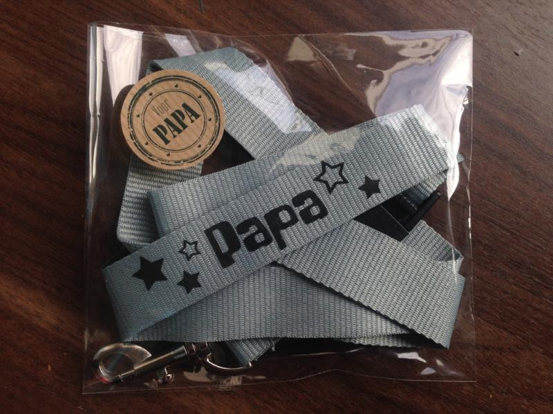 keycord voor papa