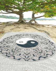 XXL mandala roundie strandlaken yoga kleed wand kleed sprei tafelkleed