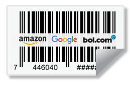 1.000.000 Officiële Erkende EAN Codes - Alleen op aanvraag