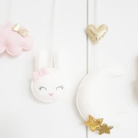 boxmobielset wit roze goud