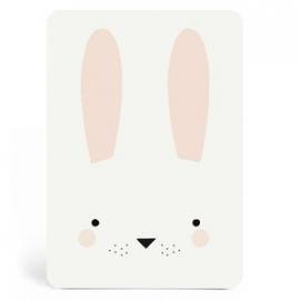 Kaart Bunny Boy