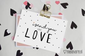 i send you some love
