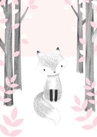 vosje roze