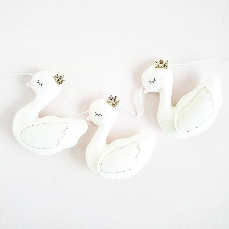 Zwaantjes wit goud