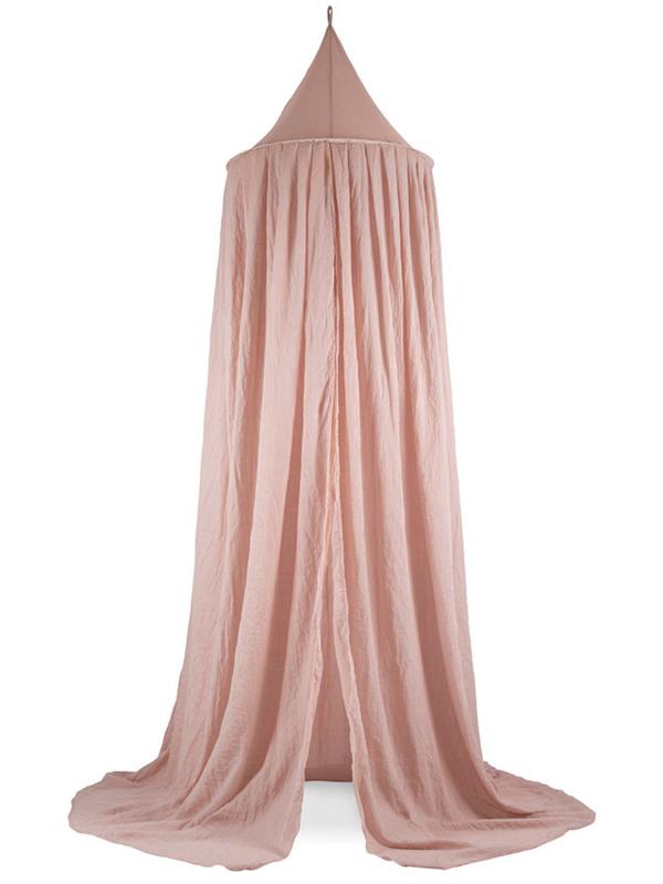 Klamboe Vintage 245cm - Pale Pink