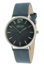 Horloge donkerblauw