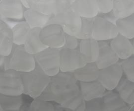 Nib-Bit, 6x5 mm, Matubo, Matte Crystal