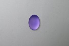 Lunasoft Cabochon Ovaal 18,5x13,5, Lavender