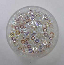 O Beads Crystal AB