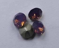 Chaton SS29, Cyclamen Opal