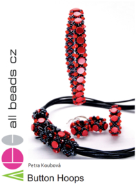 Gratis patroon: Button Hoops