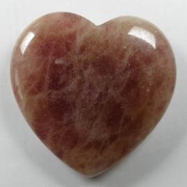 Hart Aardbeien Quartz