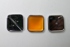 Frame voor Lunasoft Cabochon Vierkant 17 mm