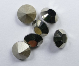 Maxima Chaton, ss39, Preciosa, Crystal Metallic light Gold
