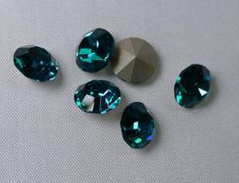 Maxima Chaton, ss39, Preciosa, Blue Zircon