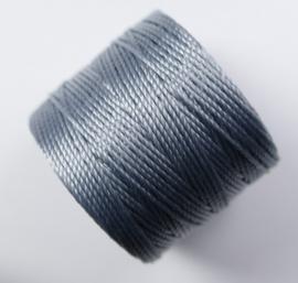 S-Lon TEX 210 Superlon Bead Cord, Pearl