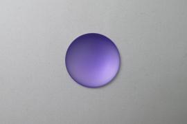 Lunasoft Cabochon Rond 24 mm, Lavender