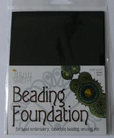 Beadsmith Beading Foundation, 4,5x5 inch, zwart