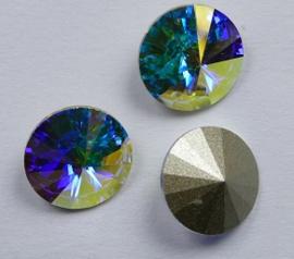 Rivoli, SS47, ongeveer 10,5 mm, Crystal AB