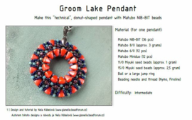 Gratis patroon: Groom Lake Pendant