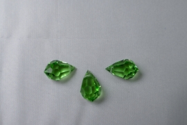 Drop, 9x15 mm, Preciosa, Peridot
