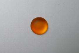 Lunasoft Cabochon Rond 18 mm, Mango