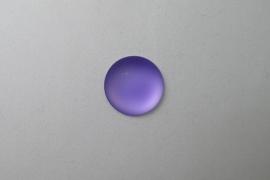 Lunasoft Cabochon Rond 18 mm, Lavender