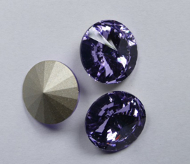 Rivoli, 14 mm, Preciosa, Violet