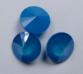 Rivoli 12mm Azure Blue