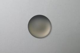 Lunasoft Cabochon Rond 24 mm, Grey