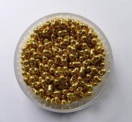 Miyuki Berry Bead, Duracoat Galvanised Gold, kleurnummer 4202