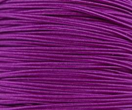 Soutache koord, Cardinal Purple, per meter