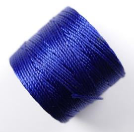 S-Lon TEX 210 Superlon Bead Cord, Capri Blue