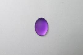 Lunasoft Cabochon Ovaal 18,5x13,5, Grape