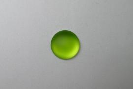 Lunasoft Cabochon Rond 18 mm, Lime