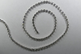 Cupchain, 6,5SS, Silver Plate, Crystal