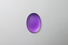 Lunasoft Cabochon Ovaal 25x18, Grape