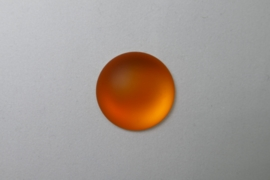 Lunasoft Cabochon Rond 24 mm, Mango