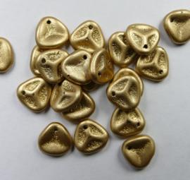 Rose Petals, 8x7 mm, Aztec Gold