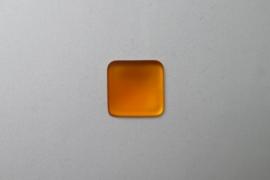 Lunasoft Cabochon Vierkant 17 mm, Mango