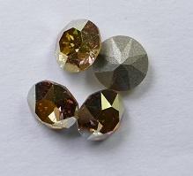 Chaton SS29, Crystal Metallic Sunshine