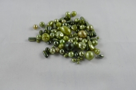 Mix Parelcoated Olive