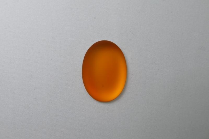 Lunasoft Cabochon Ovaal 25x18, Mango