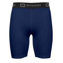 Donkerblauwe slidingbroek van Stanno junior en senior maten
