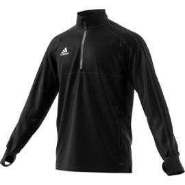 Adidas Condivo 18 trainingstop zwart