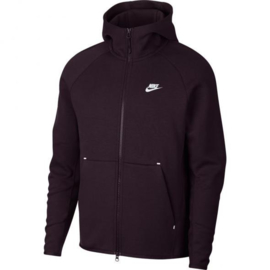 Nike Tech fleece hoody zwart