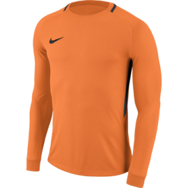 Oranje Nike keepersshirt