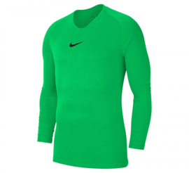 Nike thermoshirt groen