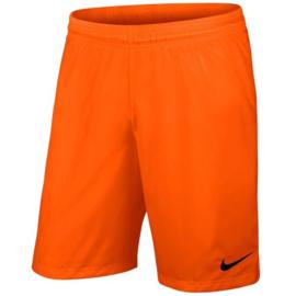 Nike Laser woven oranje short